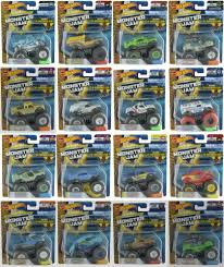 Hot Wheels Monster Jam 1:64 Truck With Re-Crushable Car 2018 ... Hot Wheels Monster Jam Inferno 124 Diecast Vehicle Shop 25th Anniversary 2017 Mystery Trucks Assortment 2003 11 Blacksmith Truck 1 64 Scale Ebay The Toy Museum Superman Batmobile On Twitter Were In Love With The Allnew For 2018 Einzartig Zombie Epic Additions 10 Hot Wheels Monster Jam Trucks List Lebdcom Wheel 28 Images Amazoncom King Bling 2005 Maple Grove Cemetery C2h Days Gravedigger Iron Man Walmartcom