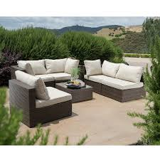Sirio Patio Furniture Covers by Amazon Com Supernova Outdoor Patio 6pc Sectional Furniture