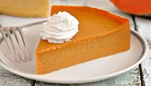 Crustless Pumpkin Pie by Crustless Protein Pumpkin Pie Recipe 84 Calories U0026 Wls Friendly