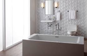 Indoor tile bathroom wall concrete GEO WEAVE Daniel Ogassian
