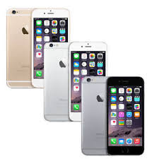 Apple iPhone 6 16GB Gold Silver Space Gray GSM Unlocked