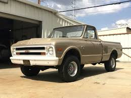 Find Of The Week: Nearly Original 1968 Chevrolet C-10 Short Bed 4x4 ...