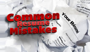 5 Tips To Avoid Common Resume Mistakes