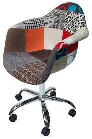 Replica Eames DAW / DAR Desk Chair | Fabric Seat Eames Style Lounge Chair Ottoman Brown Style Tartan Fabric Chair And Buy Premium Reproduction At Bybespoek Replica Arm Light Grey Rocking Tub Italian Leather Palisander Hamilton Swivel The Vitra White At Nest Mid Century Modern Classic Alinum Aviator Vintage Aniline A Short Guide To Taking Excellent Care Of Your