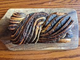 chocolate babka from smitten kitchen baking
