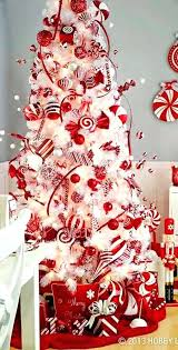 White Christmas Tree Themes Creative And Beautiful Decorating Ideas By Decorations 2017