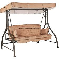 Sears Patio Swing Replacement Cushions by Canopy