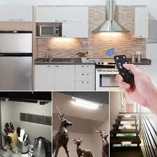 flur treppe küche kleiderschrank 100led wiederaufladbar
