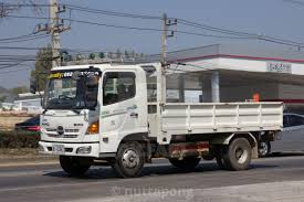 Private Hino 500 FC9J Cargo Truck - License For £12.40 On Picfair