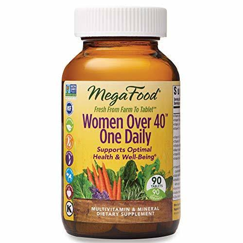 MegaFood One Daily Iron Free - 90 Tablets