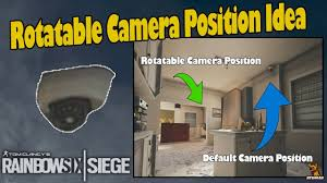 siege euromaster rotatable position idea rainbow six siege concept idea