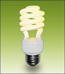 light bulbs come to the green side