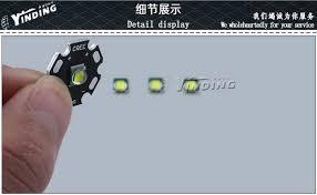 5pcs cree xl xm l xml t6 u2 u3 10w high power led chip emitter