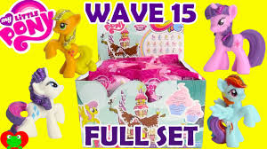 My Little Pony Wave 15 Blind Bags