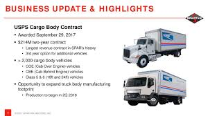 Spartan Motors, Inc. 2017 Q3 - Results - Earnings Call Slides ... Harbor Single Rear Wheel Workmaster Body Truck Bodies Youtube Spartan Motors Wikipedia Knapheide Crane Bonnell Check Out My Slash Towing Erv Houston Fire Department Tx 2119 3 Units Moroney Photo Gallery Stats These Numbers Are Real New And Used Semi Supreme Cporation Options 2018 Ford E350 12ft For Sale Kansas City Mo Isuzu Nprhd With A 14 Utility