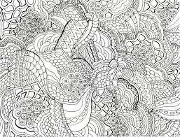 These Printable Mandala Cool Meditation Coloring Pages