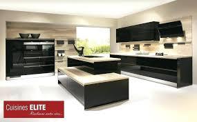 cuisine noir laqué pas cher cuisine noir laque pas cher meuble cuisine noir meuble