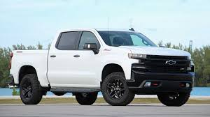 100 Chevy Truck Pictures 2019 Silverado Trail Boss Review Dumb Fun