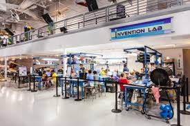 Invention Lab At Hiller Aviation Museum