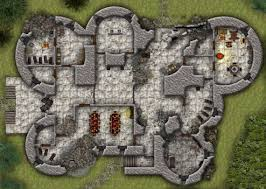 Dungeons And Dragons Tiles Sets by I Finished My Maps For The Dnd 5e Starter Set Lost Mine Of