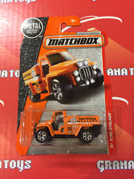 Fire Stalker #74 Orange 2017 Matchbox Case A | EBay Buy Matchbox Big Rig Buddies Smokey The Fire Truck In Cheap Price Amazoncom Toys Tomica Fire Truck 0 Listings Matchbox Real Talking Stinky Mini Big Toy Fire Truck Compare Prices At Nextag 1945 Nib New Rig Buddies Smokey Spray Rescue Rideon Trucks Sprays And Products Trucks Online From Fishpondcomau Mack Engine Corgi 2029 1980 83 Youtube Kids Engine Talking Movdancfiring Matchbox Smokey Mattel 1796025582 Toy For Kids The 5 Pack