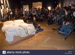 Tracey Emin My Bed by Christie U0027s London Tracey Emin U0027s
