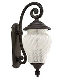 patrice colonial electric copper lantern wall sconce intended for