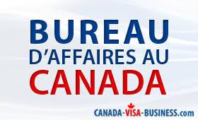 bureau à louer au canada pour affaires et immigration