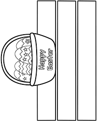 Easter Hat Template Printable Archives