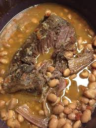 In A Crock Pot Put 2 Cups Of Raw Pinto Beans On Bottom Mix Can Rotel And Some Green Chili Season With Cumin Garlic Powder Little