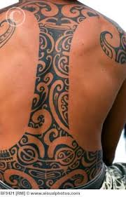 Polynesian Tribal Back Tattoo Marquesantattoosmaori Marquesantattoosmaoridesigns Samoantattoosback
