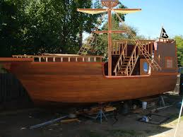 100 Pirate Ship Design Playhouse Project