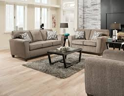 3100 – Cornell Pewter Sofa – American Furniture Manufacturing