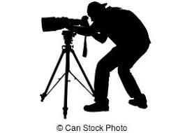 grapher Clip Artby lenm33 2 433 Professional sports photographer silhouette
