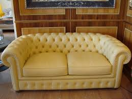 tufting sofa klassisch mit 2 sitzen für wohnzimmer