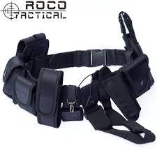 popular police duty belt buy cheap police duty belt lots from