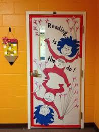 Dr Seuss Door Decorating Ideas by Dr Seuss U0027 Celebration Classroom Door Decorations Dr Seuss