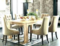 Dining Room Table Chairs 8 Set Best Solid Wood And
