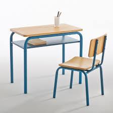 le bureau vintage bureau et chaise d écolier vintage buton la redoute interieurs