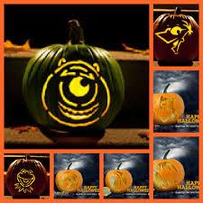 Mike Wazowski Pumpkin Carving Ideas by Textbook Mommy Fun Character Pumpkin Carving Stencils