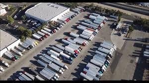 BigRigTravels Drone Flights - Petro Truckstop In Ontario, California ...