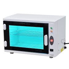 aw 8l uv tool sterilizer cabinet w timer