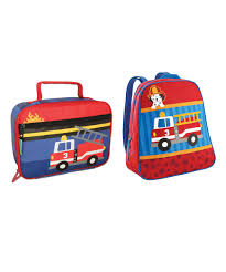 Firetruck Backpack & Lunch Box Set   Firetruck, Lunch Box And Box Sets Hallmark 2000 School Days Disney Fire Truck Lunch Box New Sealed Firetrucks Personalized Youcustomizeit Products Firebellnet Fire Police Gifts Stephen Joseph Truck Bpack And Combo Boys Buy Fireman Sam Childrens Official Engine Shaped Bag Hamleys Shop For Products In Dept Ocean City Department Nj 1999 Vandor Three 3 Stooges Colctable Tv Lunchbox Tin On A 2000s 2 Listings Lilchel Stuff Baby Toys Accsories Bento Tools Tomica Personalised Cool My Happy Lunchbox