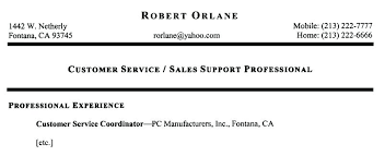 Example Of Resume Title Samples For Administrative Assistant