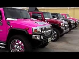 Pink Hummer Perth Jet Door Limo Hire