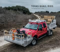 100 Hunting Trucks Trade Edition Book 2nd Printing Texas Quail Rigs