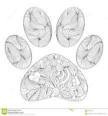 Royalty Free Vector Download Animal Paw Print