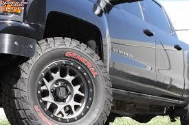Silverado Bed Extender by Chevrolet Silverado 1500 Xd Series Xd127 Bully Wheels Matte Gray