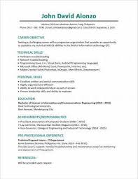 Computer Science Resume Sample Awesome Samples Engineers Examples
