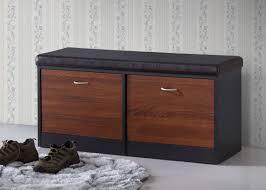 Baxton Studio Warren Shoe Cabinet by Shoe Storage Goedeker U0027s
